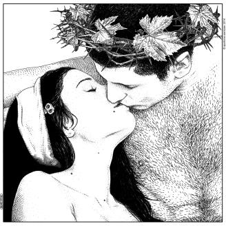 Apollonia Saintclair 529 - 20141002 Le baiser du deux fois né (The Bakuss)